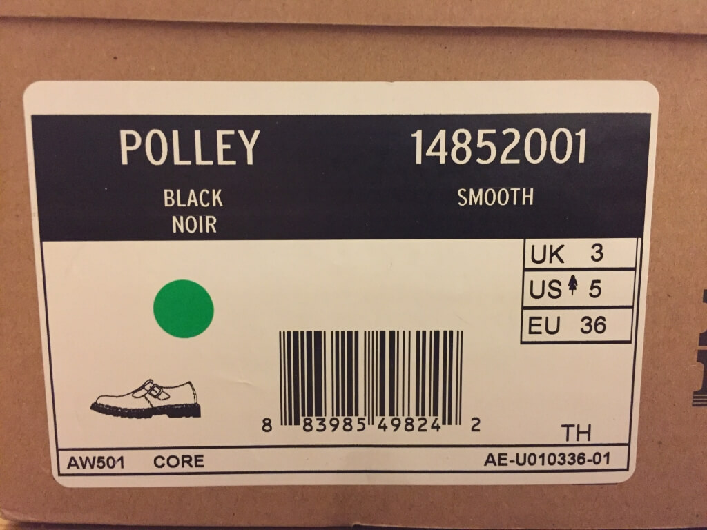 POLLEY BLACK NOIR UK3