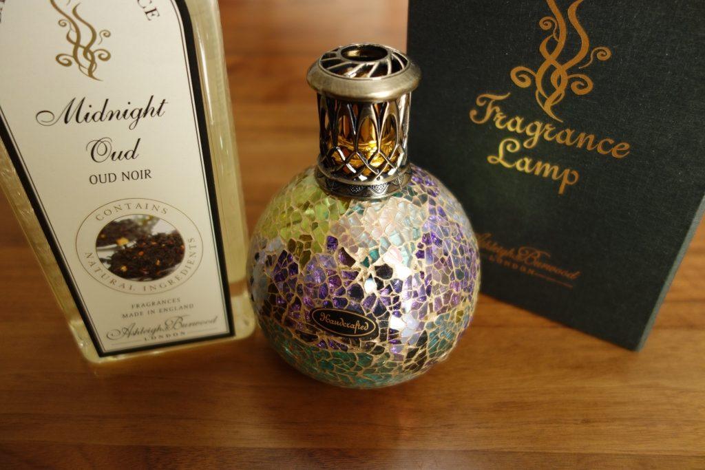 Ashleigh Burwood Fragrance lamp