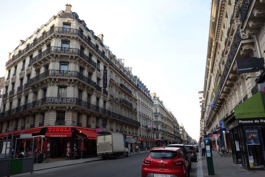 パリのホテル エクセルシオール