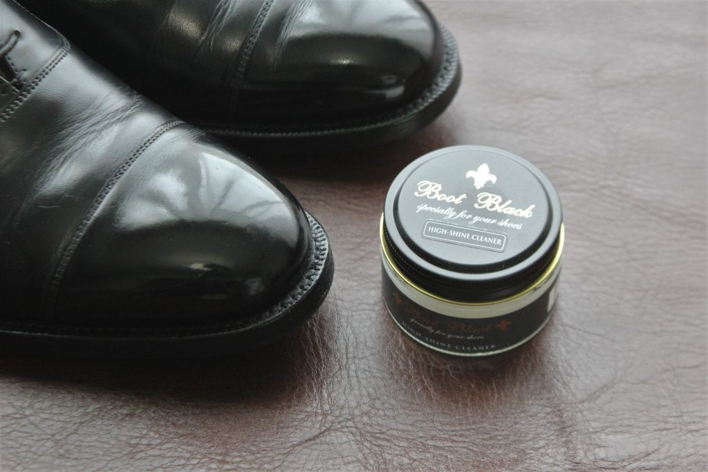 Boot Black High Shine Cleaner