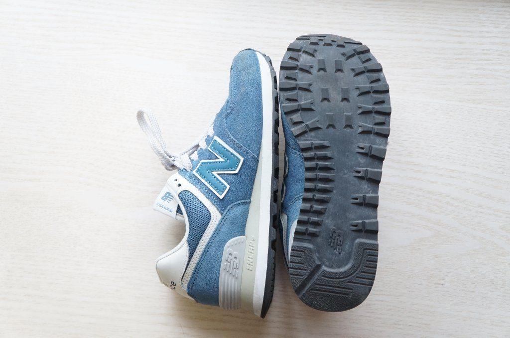 WL574の靴底