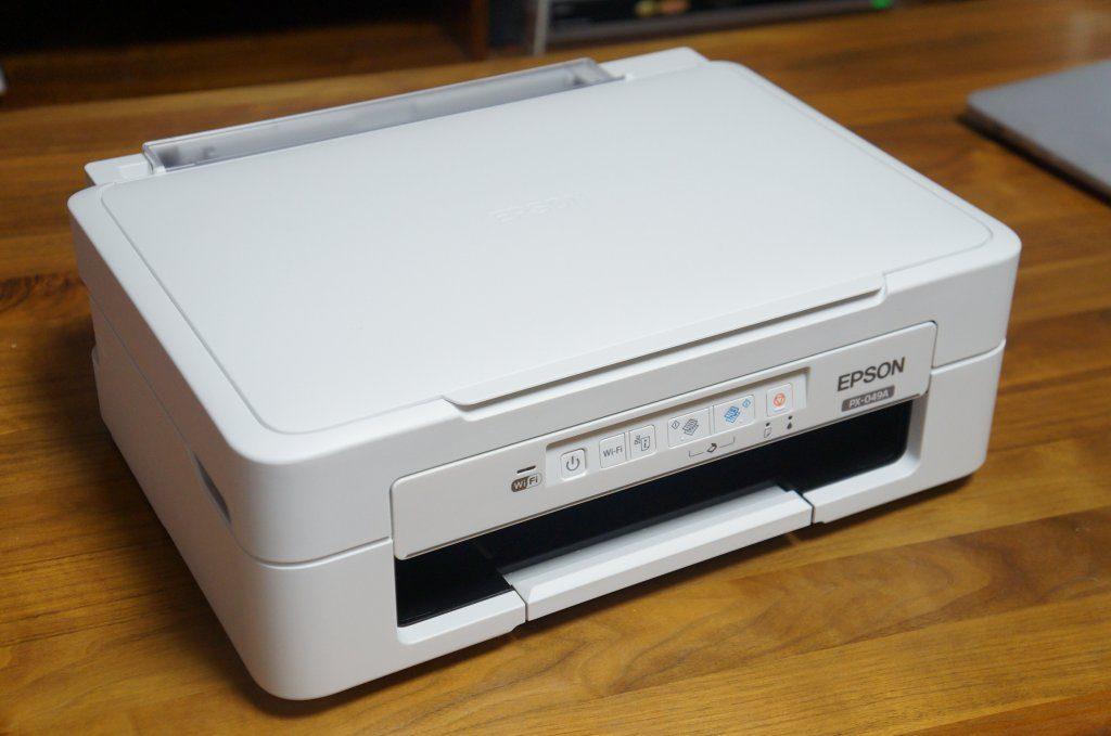EPSONの格安プリンタPX-049A