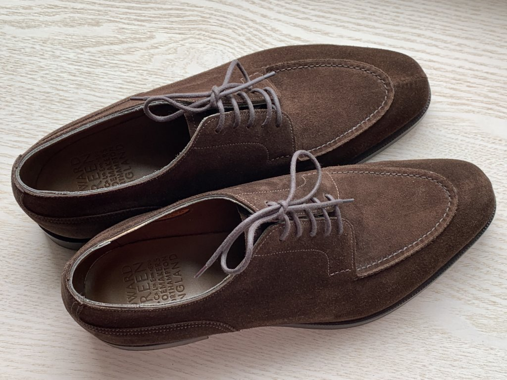 靴とコラム