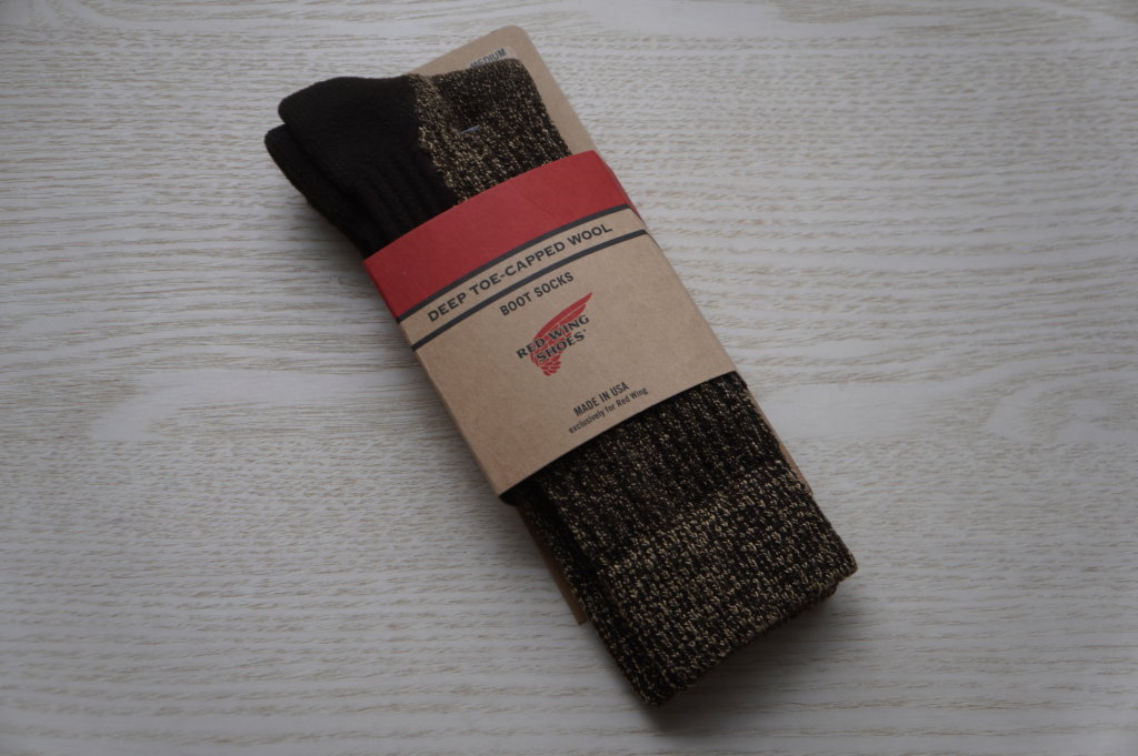 RED WING SHOES BOOTS SOCKS