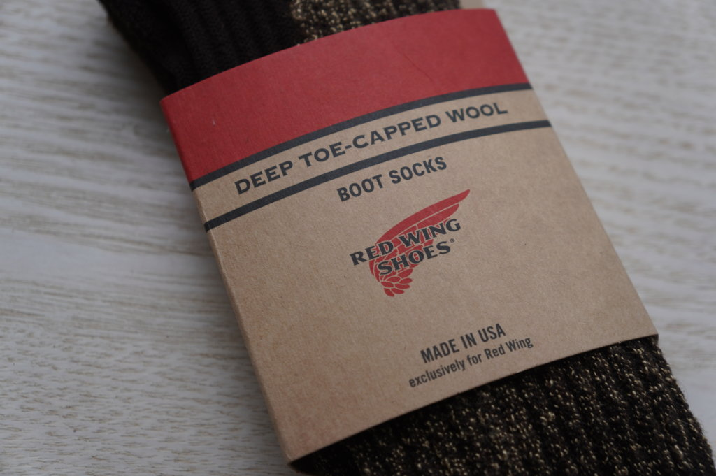 Deep Toe-Capped Wool Socks