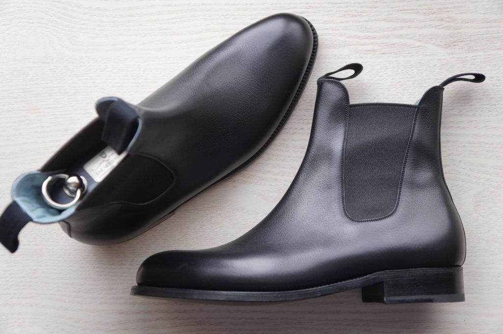 J.M. Weston 705 Chelsea Boots
