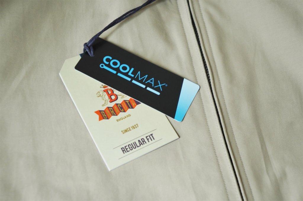 baracuta G9 coolmax
