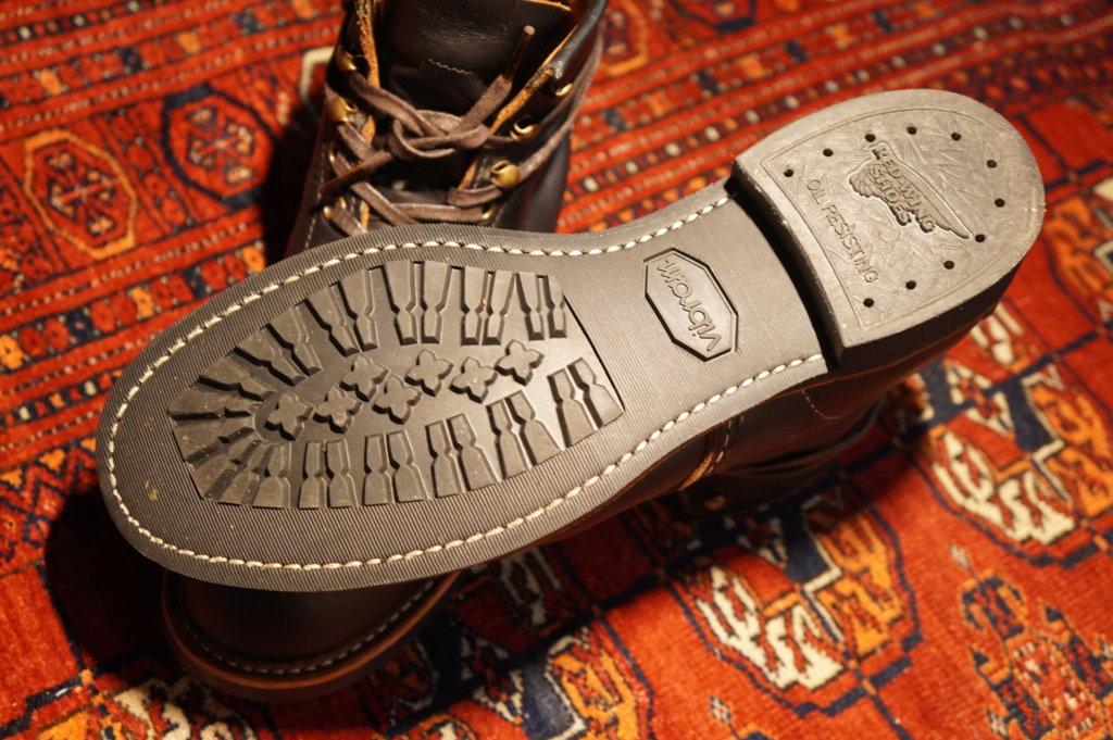 REDWING VIBRAM 430 minirag sole