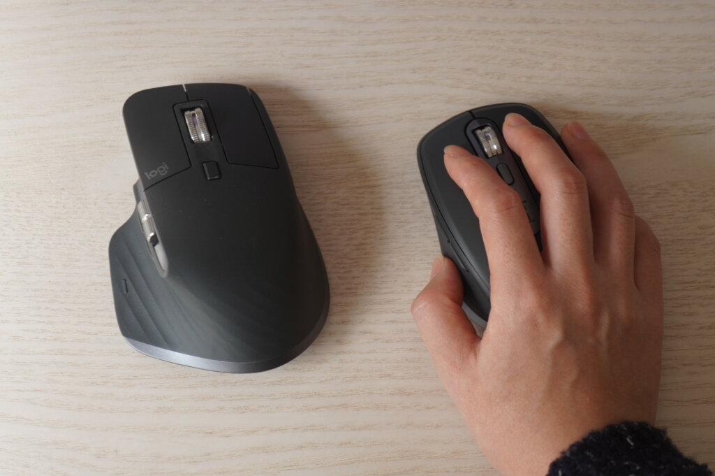 ロジクール MX ANYWHERE 無線マウスは女性も使いやすい