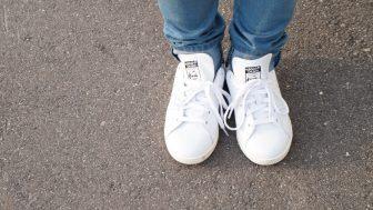 Adidasが誇る永遠の大定番、スタンスミスを購入!【レディースのサイズ感など】